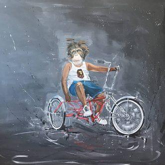 Ape Trike Lowrider