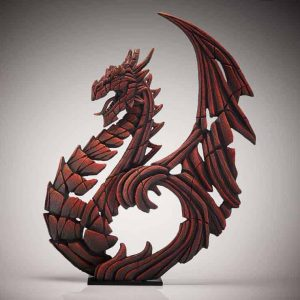 dragon red