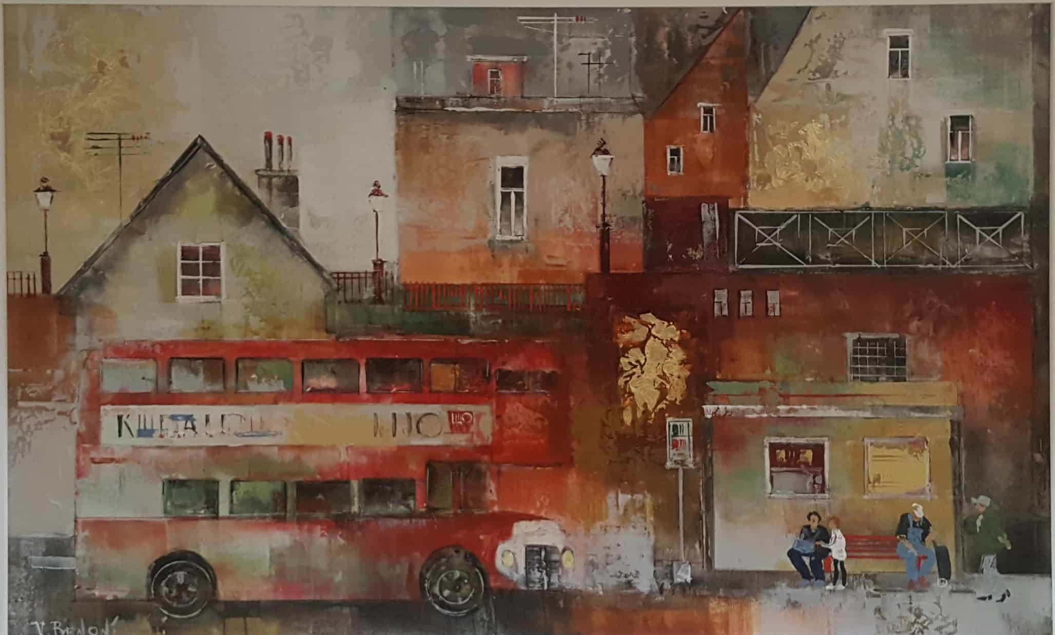 London Bus Station