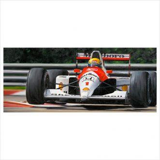 Title defence Senna 91