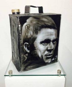 Steve McQueen Petrol Can
