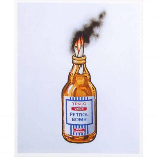 Banksy-Tesco-Petrol-Bomb-square-555x555