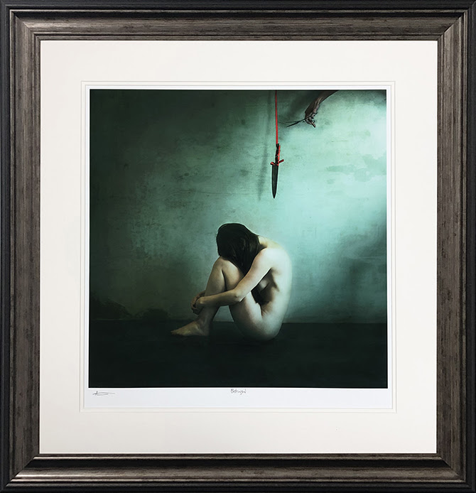 betrayal framed