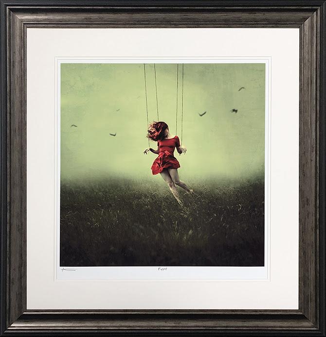 puppet framed