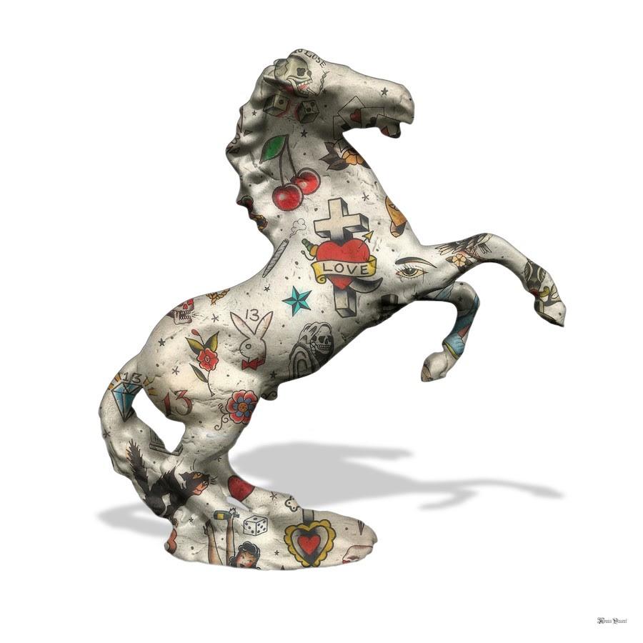 stallion white