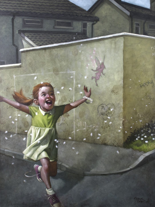 Faith, Trust and Pixie Dust by Craig Davison