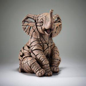 elephant calf by matt buckley