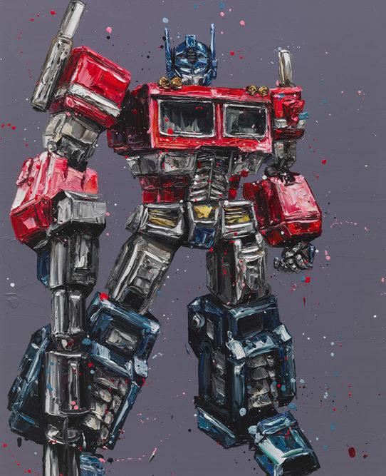 transformers by craig davison