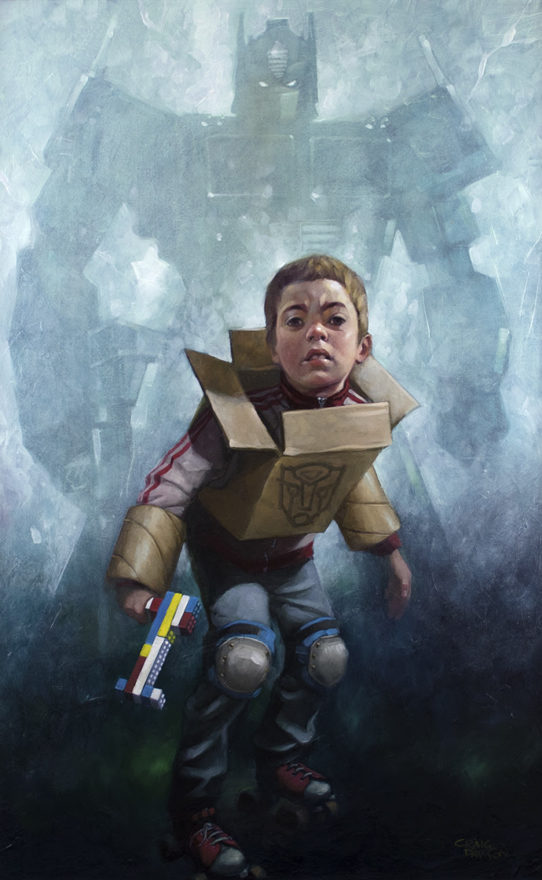 roberts in disguise by craig davison