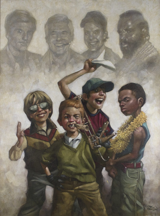 the b team by craig davison