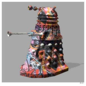 Oh No Stairs! (Exterminate) by Monica Vincent