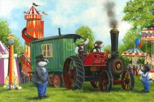 Mr Toad and Moley's Steam Adventures 1