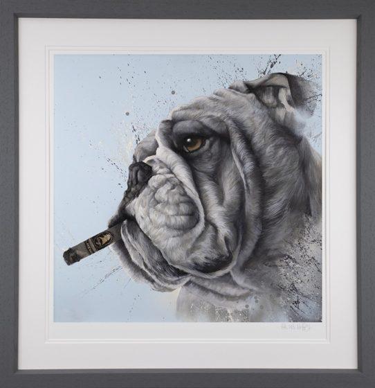 Winston Cigar by Dean Martin