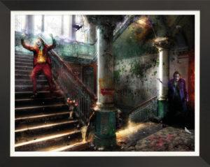 Original Smile (The Joker) by Mark Davies