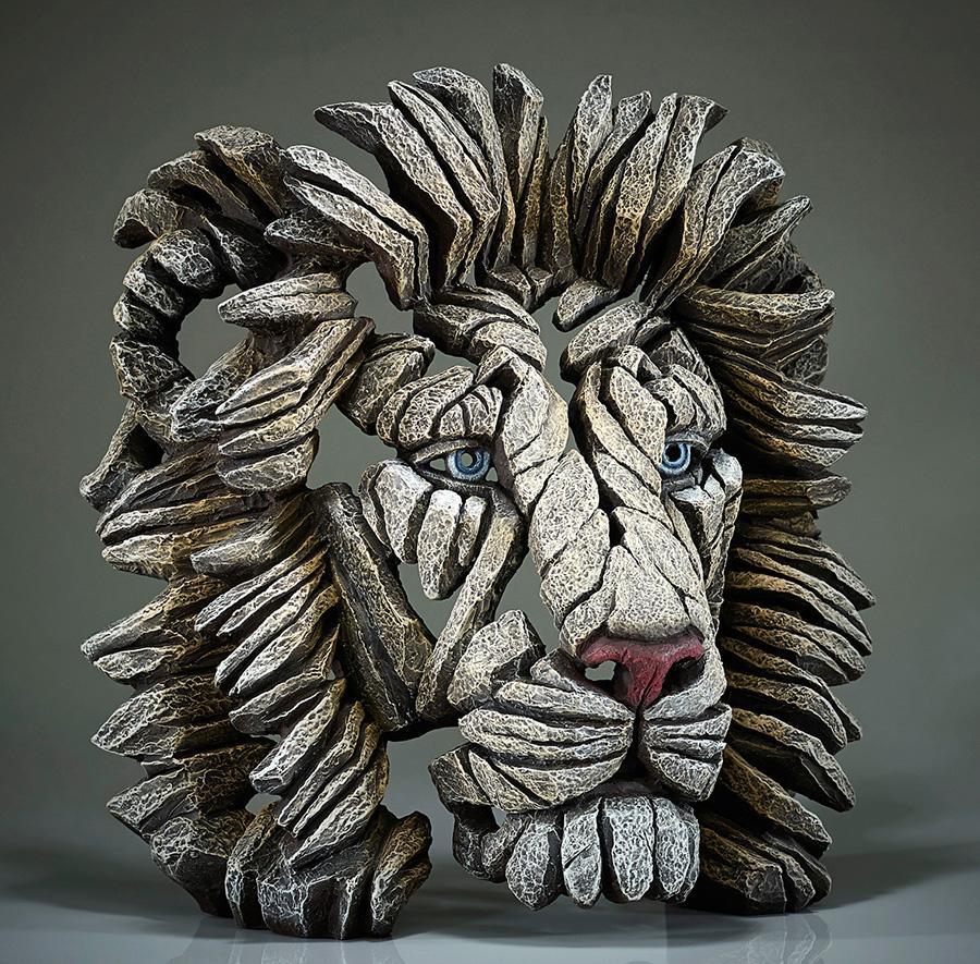 white lion side