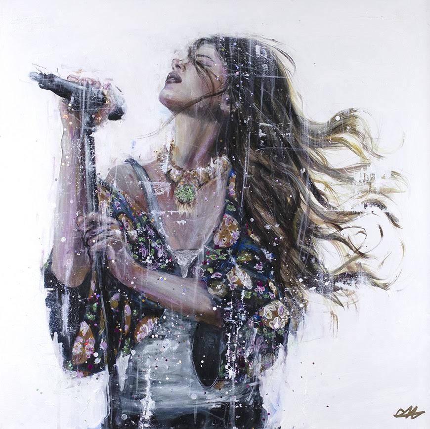 Midnight Blues – Carly Ashdown