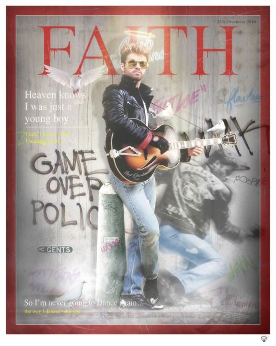 George Michael Faith By JJ Adams
