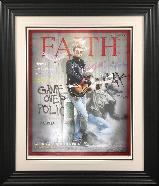George Michael Faith By JJ Adams