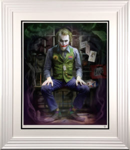 The Joker by JJ Adams