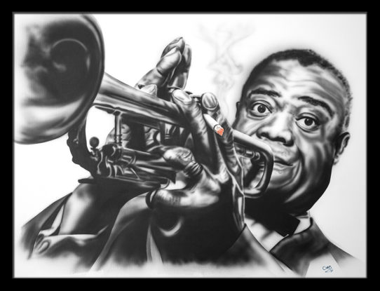 louis armstrong cham