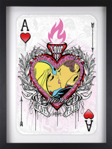 Ace of Hearts by JJ Adams
