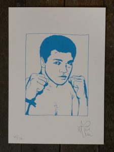 Mohammed Ali by Pure Evil