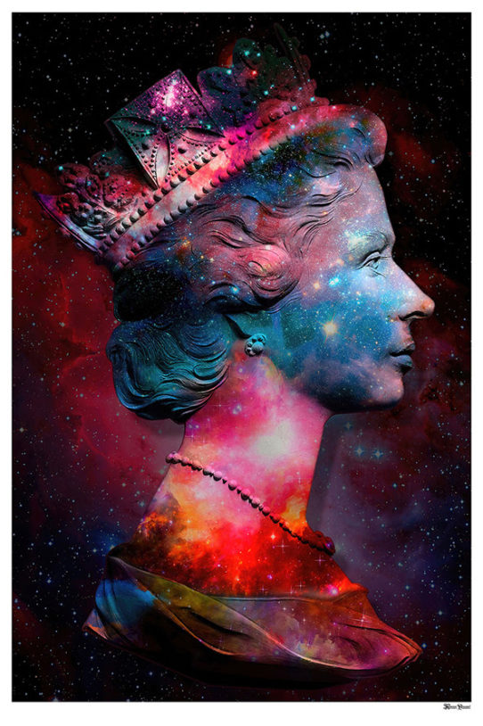 Space Queen by Monica Vincent