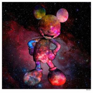 Nebula Mouse by Monica Vincent