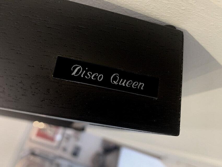 Disco+queen+plaque
