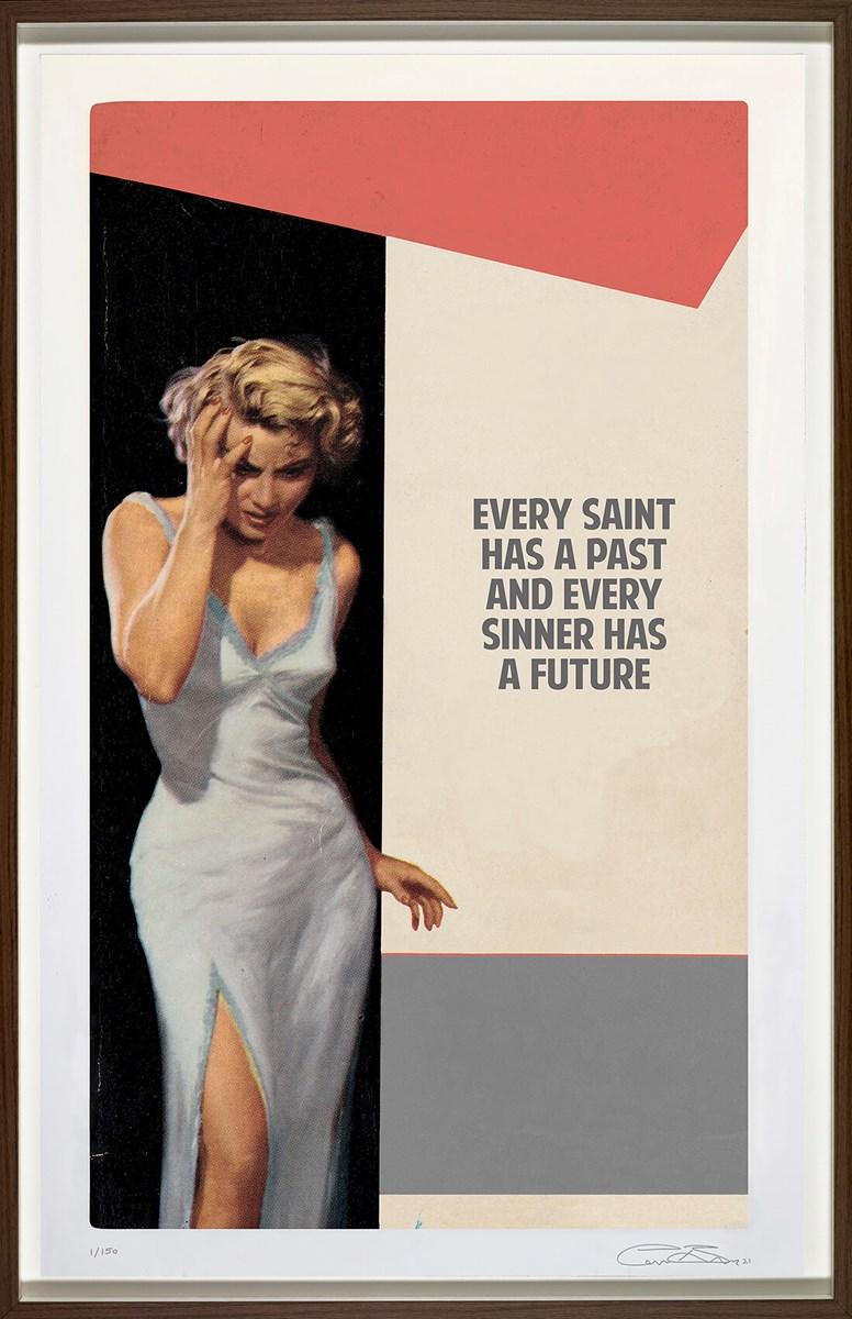 every saint framed
