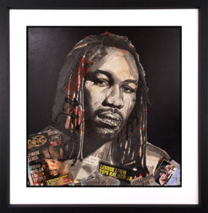 """""""Knockout"""" (Lennox Lewis) By Chess"""