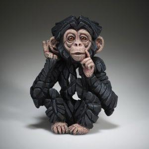 Baby Chimpanzee 'Hear No Evil'